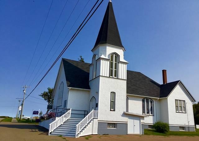 キャベンディッシュ教会