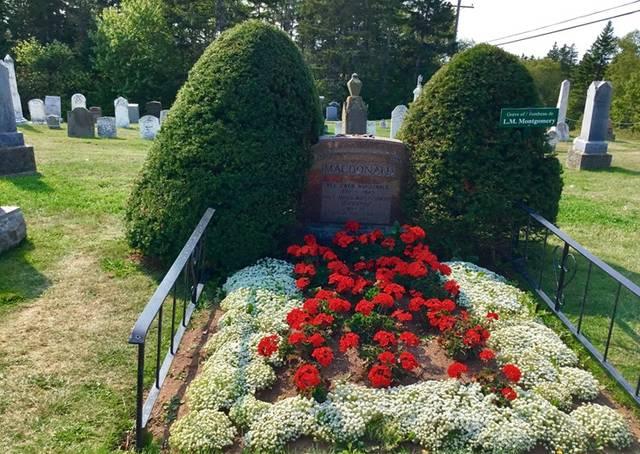 モンゴメリーの墓