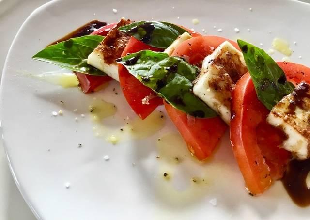 フレッシュトマトの前菜
