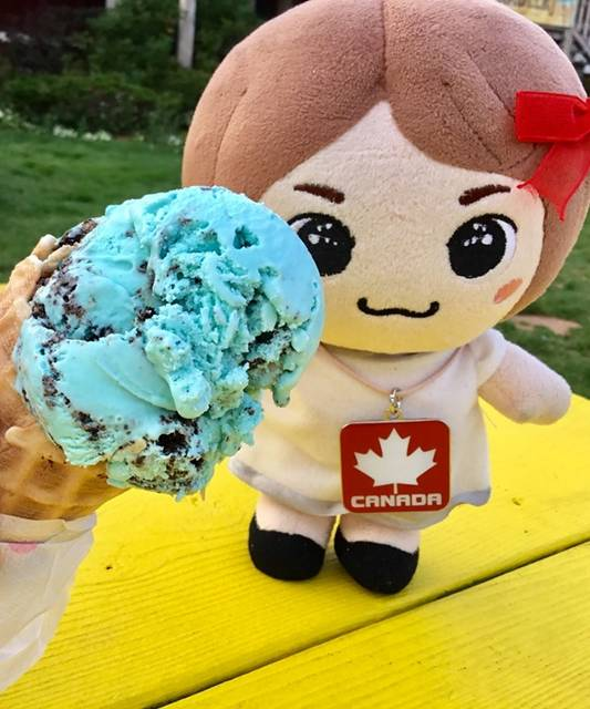 カウズのアイスクリーム
