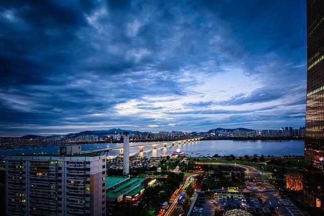 Foto gratis: Seúl, Yeoido, Cielo, Nube, Corea - Imagen gratis en Pixabay - 410265 (41352)