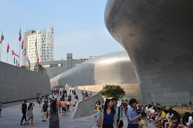 Foto gratis: República De Corea, Seúl - Imagen gratis en Pixabay - 423122 (41362)