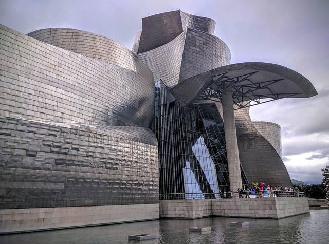 Guggenheim Bilbao Museo · Foto gratis en Pixabay (48039)