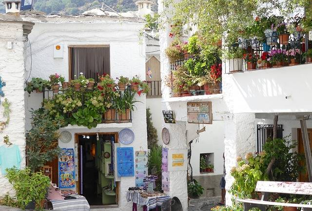 España Negocios Zona Peatonal · Foto gratis en Pixabay (48711)