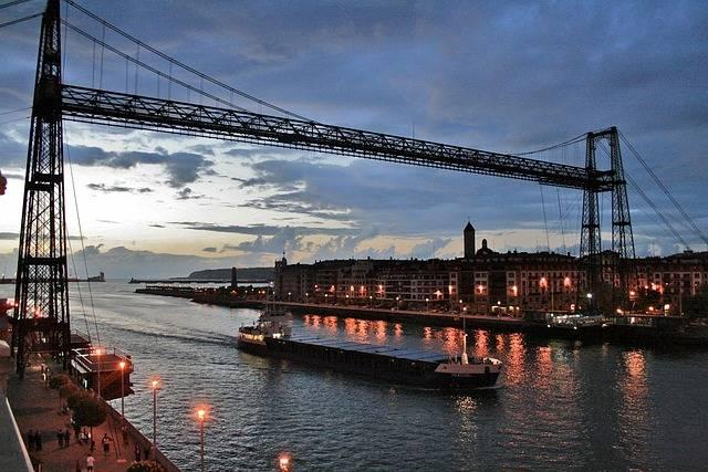Portugalete Puente Bilbao Vizcaya · Foto gratis en Pixabay (48775)