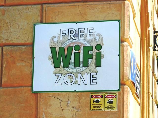 Wifi Edificio Calle · Foto gratis en Pixabay (48970)