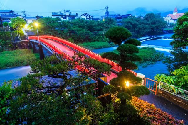 嬉野温泉橋