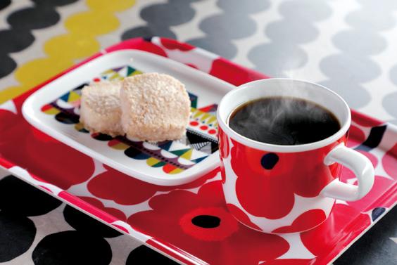 コーヒーはお菓子付き500円(税込)